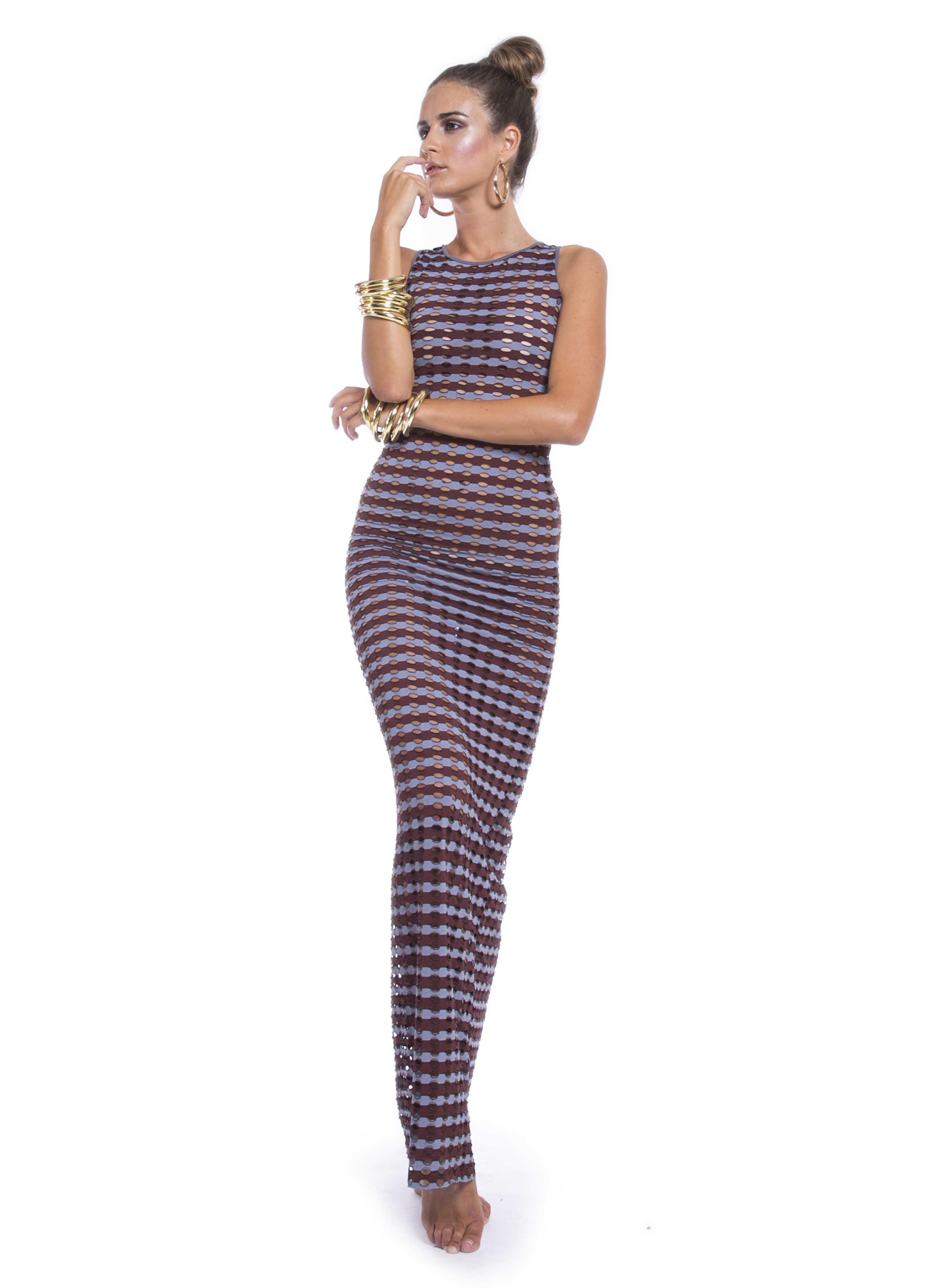 DRESS – TWIGGY STYLE