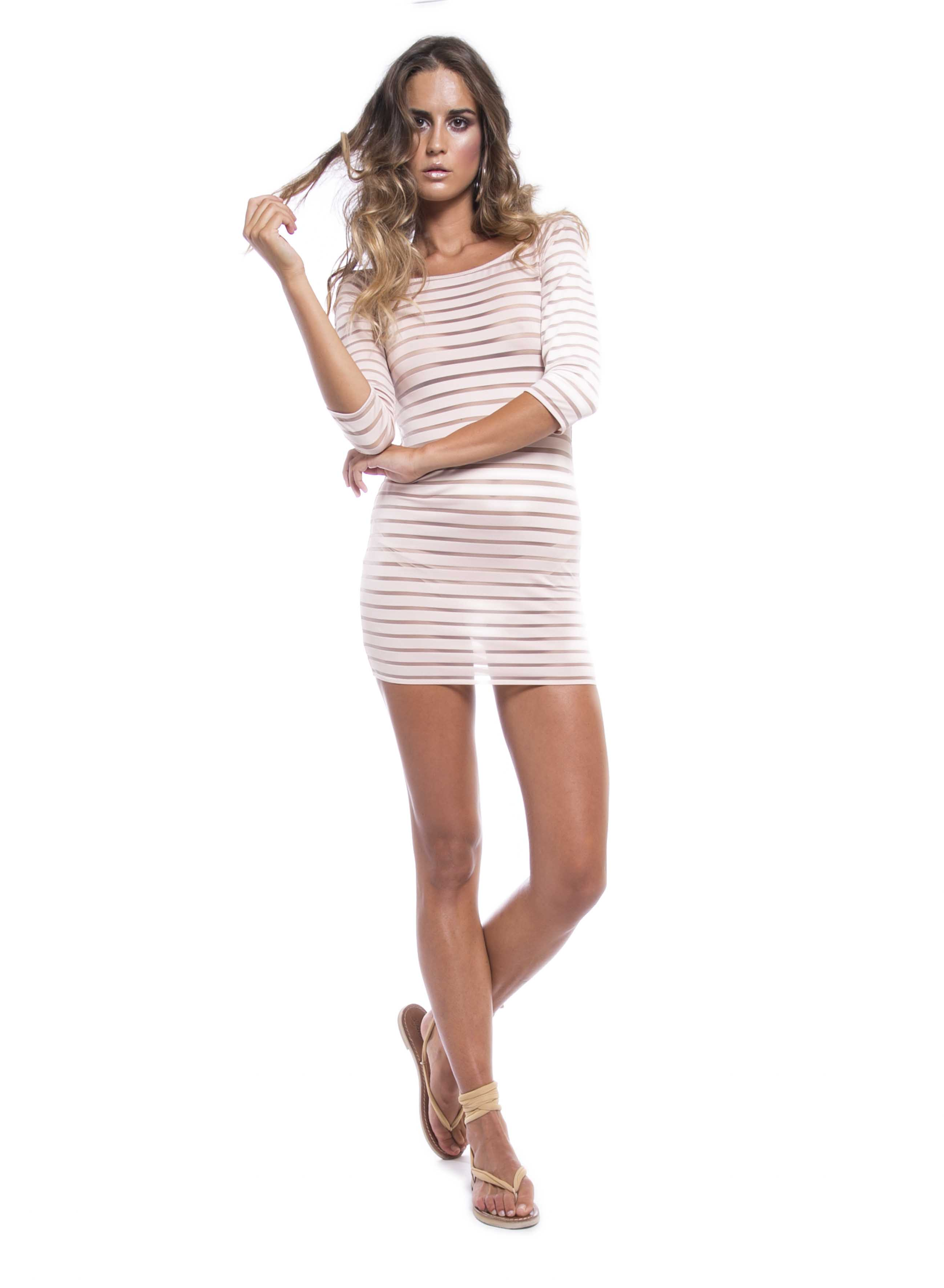 SHORT DRESS – TEMPTATION